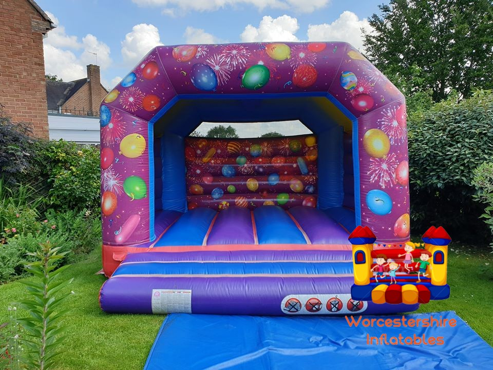 Party Bouncy Castle - Worcestershire Inflatables