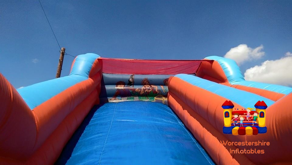 Inflatable Slide - Worcestershire Inflatables