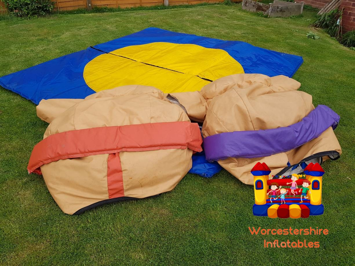 Sumo Suits - Worcestershire Inflatables