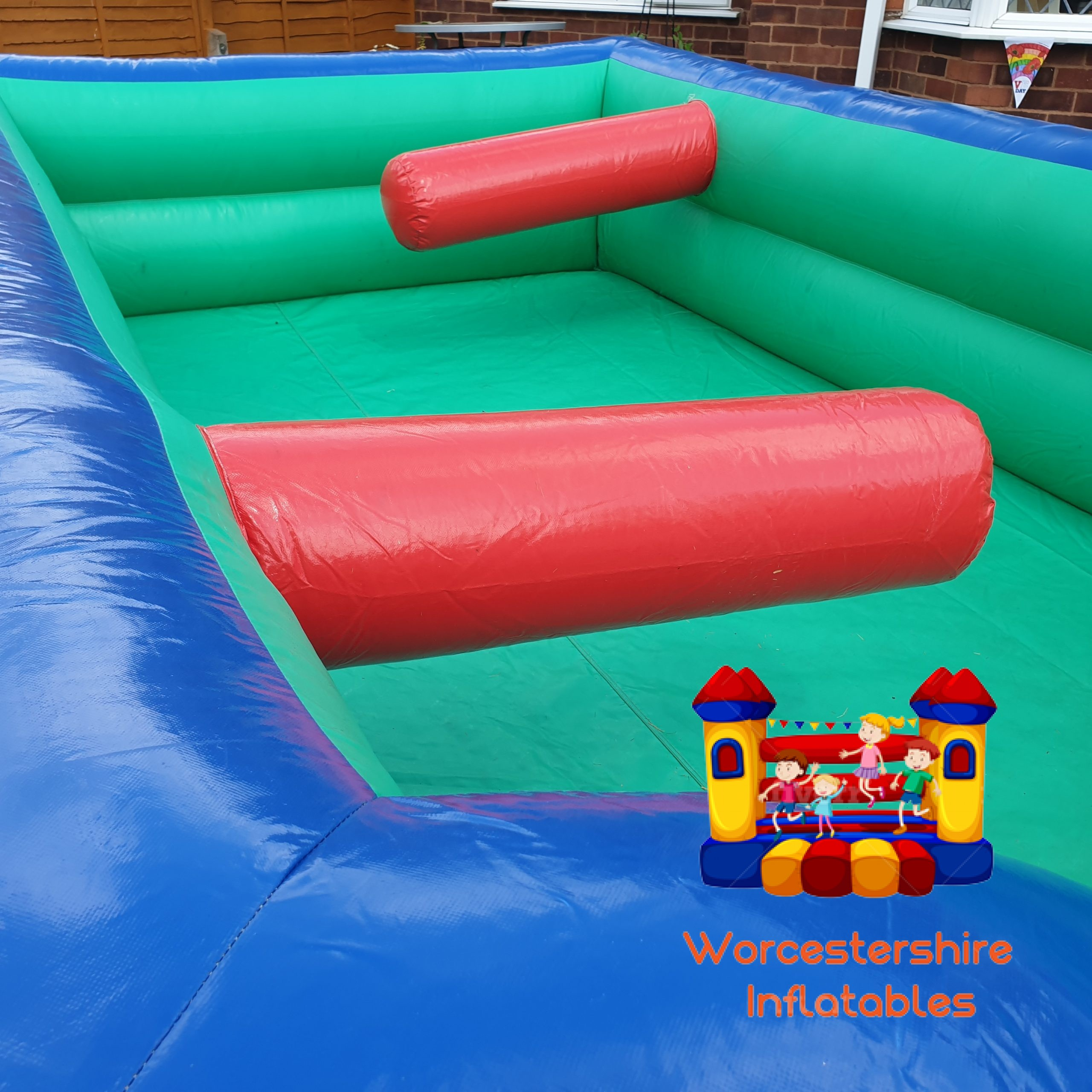 soft play area - Worcestershire inflatables