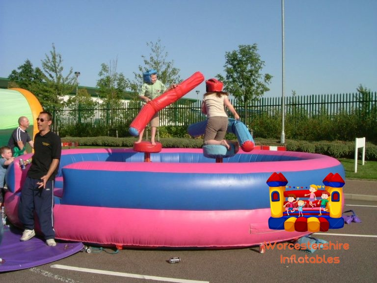 Inflatable Adult Joust - Worcestershire Inflatables