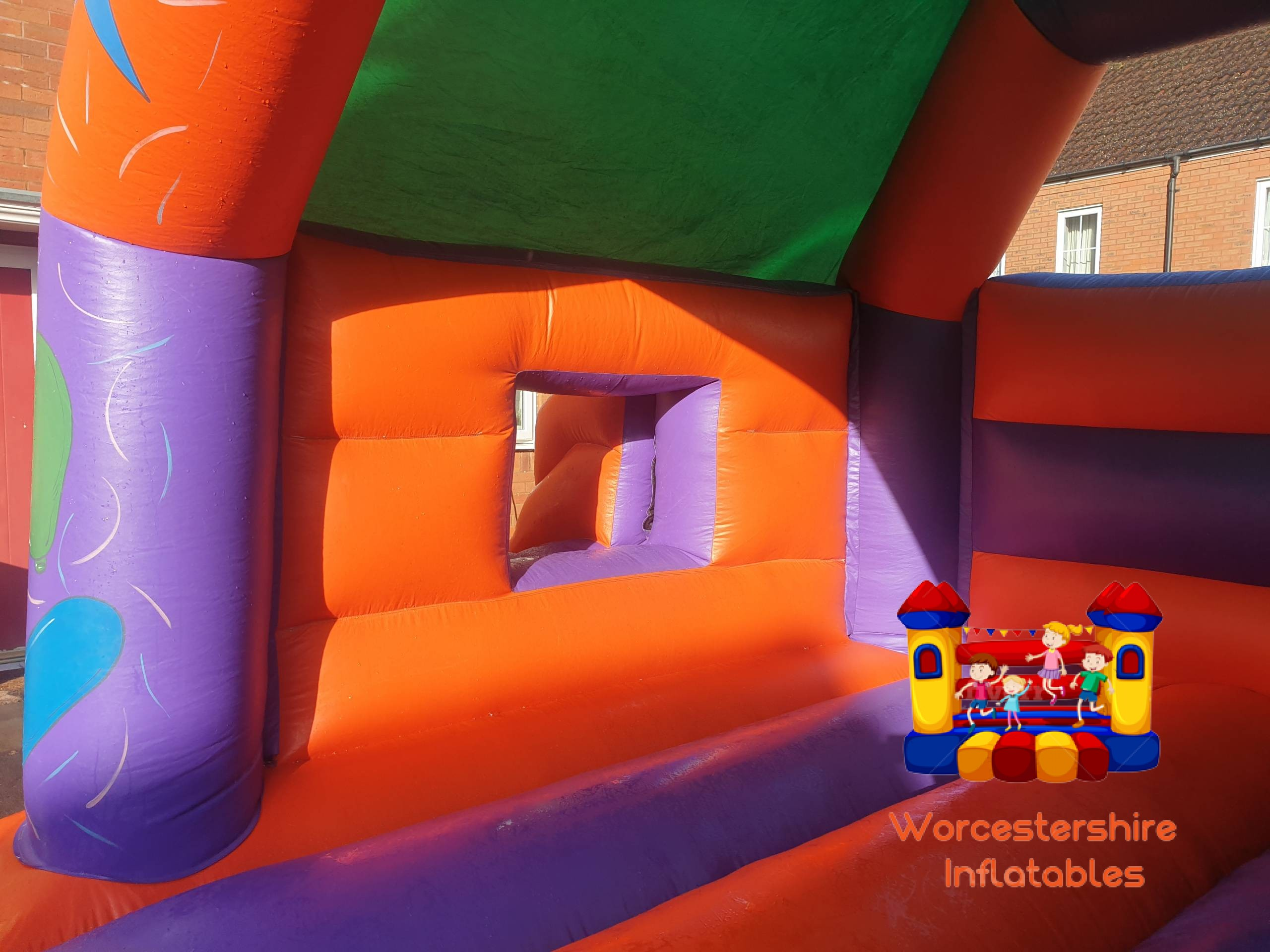 Party time Bounce and Slide 5